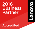 Lenovo Accredited Business Partner